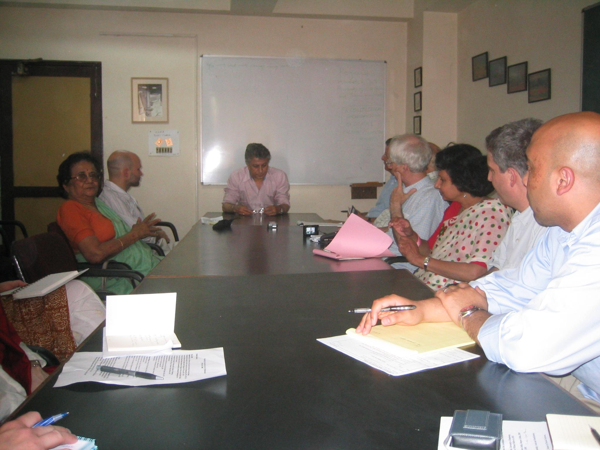 Group at JNU