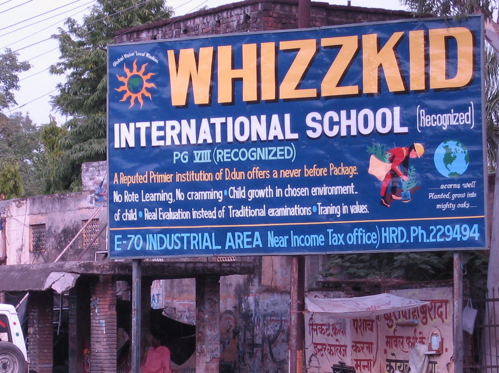 Whizzkid International School